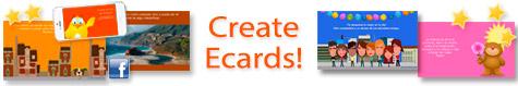 Create ecards